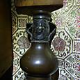 銅製小花瓶